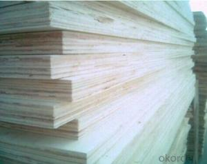 Construction plywood with MR/WBP/melamine Glue in High-end Quality