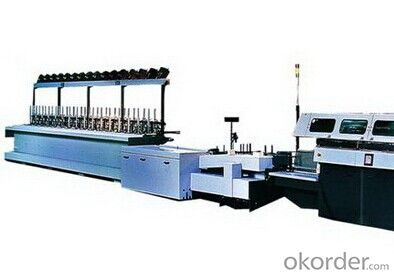 TSK Perfect Binding Line For Printing Machine