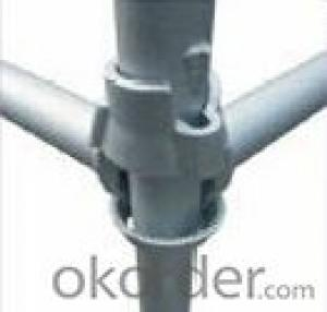 Cup Lock System Scaffolding for Construction
