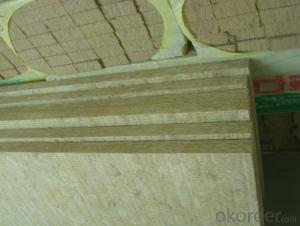 Rock Wool Board and Blanket with CE Certificate