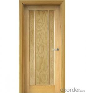Solid Wooden  Composite Door  for Interior