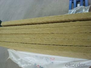 Rock Wool Insulation Materials Exported to USA