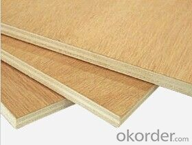 brown/black plywood in Good quality with hardwood core made in China