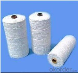 High Temperature Ceramic Fiber Yarn Product