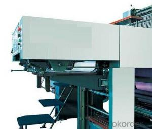 JS2102A One-color Sheet Fed Offset Press