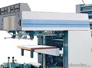J2108B One-color Sheet Fed Offset Press Made in China