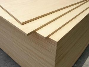 Construction plywood in 500-630kgs/cbm with High-end Quality