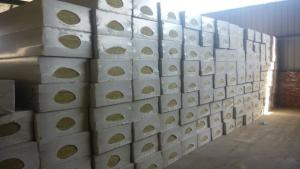 Factory of Rockwool Blanket Wire Meshed Rockwool Panel