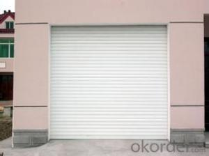 Automatic Rolling  Garage Door for  Overhead Use