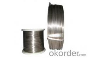Pure Nickel wires high strength a quality