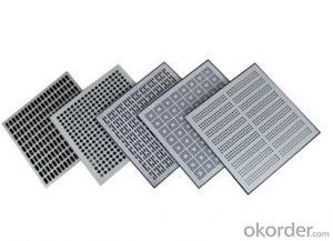 Popular Perforated Panel  600×600×30/35/40(mm)