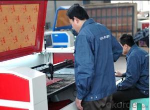 factory direct sales  auto-feeding lazer engraver