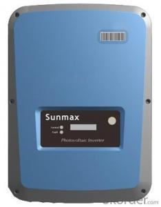 PV Inverter   Sunmax 1500/2500/3600/4600