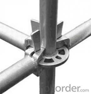 Hot-dipped Cup-Lock Scaffolding best System