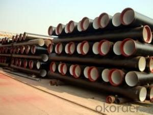 Ductile Iron Pipe DN900 EN598 High Quality