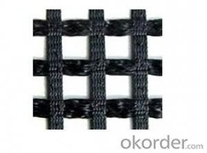Polyester Warp-Knitted Geogrid-A quality