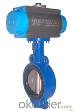 butterfly valve  BS 5155Standard Structure: Butterfly Pressure: Low Pressure