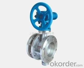 butterfly valve  PN1.0-1.6MPaStandard Structure: Butterfly Pressure: Low Pressure