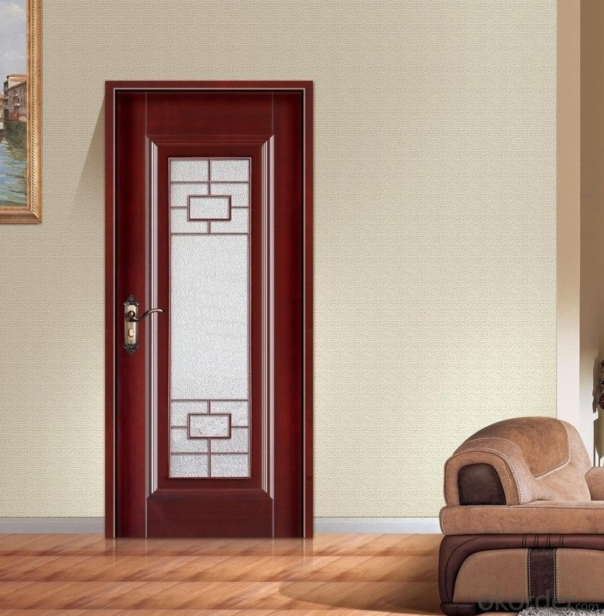 GOOD ENVIRONMENTAL  WOODEN DOOR 2000 x 800mm