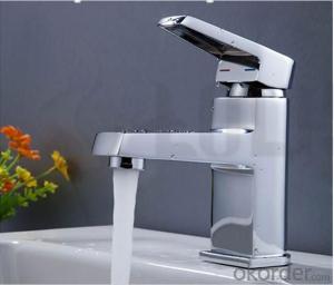 Fauct Single Handle Single Hole Bela Hot Sale Antique Brass Faucet in Bathroom