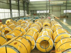 Hot Dip Galvanized Steel Coil Zero Spangle