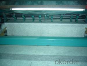 E-glass Fiberglass Stitched  Chopped Strand Mat