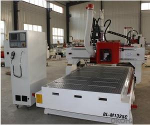 CNC industry cut metal sheet 500w Fibre metal cutting machine PC control