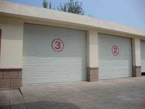 Automatic Sectional Garage Doors Overhead