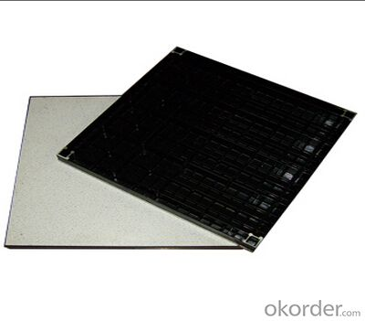 Good quality Die-casting Aluminum flooring  600×600×40(mm)
