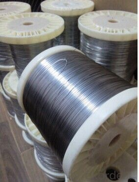 Pure Nickel Alloy Wire 200  good quality