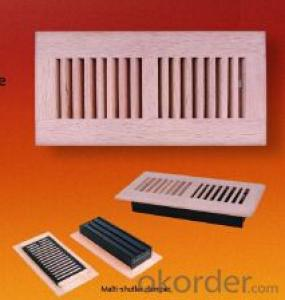 Grille Trim Line Wooden Grille Round Edges High Quality