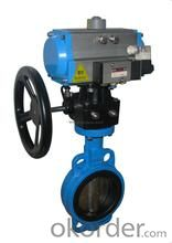 butterfly valve VitonStandardSize: DN40-DN1200 Place of Origin: China (Mainland)