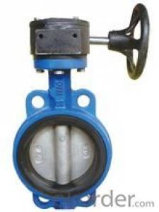 butterfly valve  ISO 5752Standard Structure: Butterfly Pressure: Low Pressure
