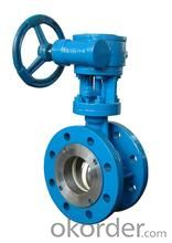 butterfly valve  DN40-DN1200Standard Structure: Butterfly Pressure: Low Pressure