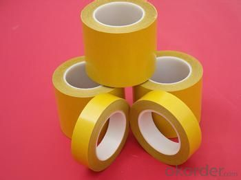 160C Heat Resistant Acrylic Adhesive Double Sided PET Tape