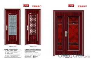 High Quality Popular Steel Security Door