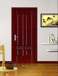Green Environmental and  good Protection WOODEN DOOR