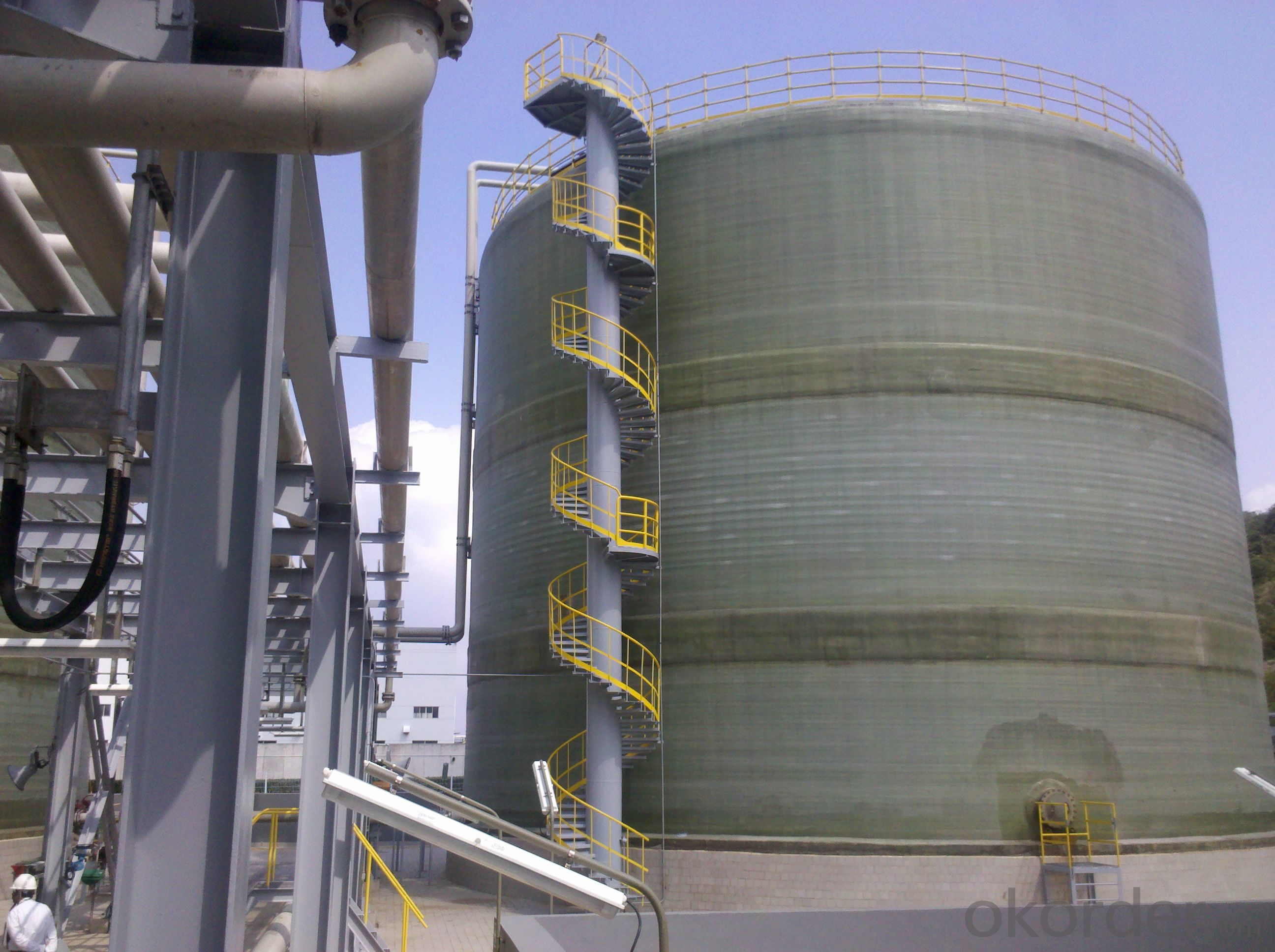 frp tank with high strength and high capacity