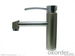 Faucet Spray head bathroom faucet  single hand with caving