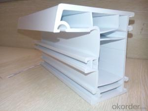 Supply European Plastic Window Frames Quality