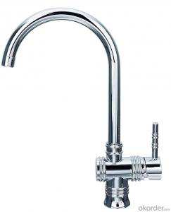 Faucet for bathroom basin faucet with upc&nsf tap