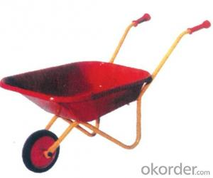 Wheel Barrow with  WB0207 For Construction