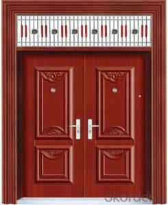 Wooden Doors Designs Manufacturer with ISO CE