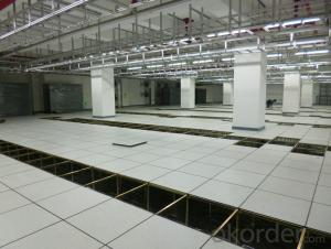 Raised Floor with Ceramic finish(Steel Panel)