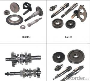 Gear Factory metal gears small  OEM for rotary tiller parts