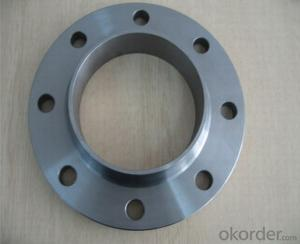 steel flange  OEM  for weld on pipes