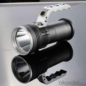 Flashlight and Torch 5w rechargeable torch & flashlight
