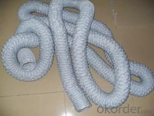 High temperature resistant flexible hose