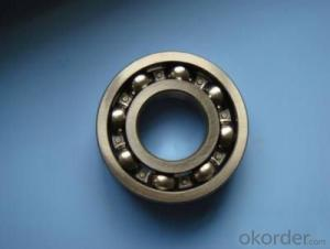 6203 zz 6203 2rs 6203 Deep Groove Ball Bearings 6000 seris bearing plastic
