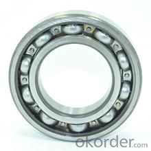 6206 zz 6206 2rs 6206 Deep Groove Ball Bearings  6000 seris bearings low noise